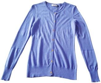 Versace Purple Cashmere Knitwear for Women