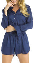Sunseeker Longline Shirt Dress