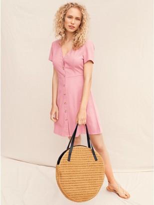 M&Co Vero Moda button front dress