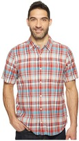 Toad&Co - Coolant S/S Shirt Men's Short Sleeve Button Up