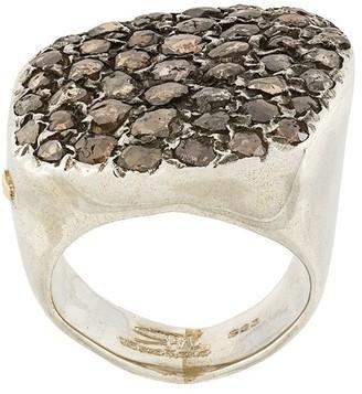 Rosa Maria Diamond Ring