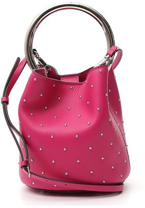 Marni Pannier Studded Bucket Bag