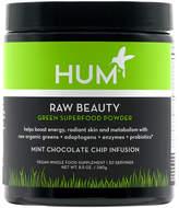 Hum Nutrition Raw BeautyTM Superfood Powder - Mint Chocolate Chip