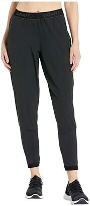 Craft ADV Essence Training Pants (Black) Women's Casual Pants