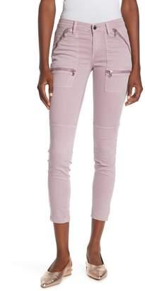 Blank NYC Blanknyc Denim Utility Zipper Pocket Skinny Pants