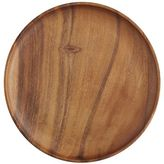 Pier 1 Imports Acacia Wood Charger Plate
