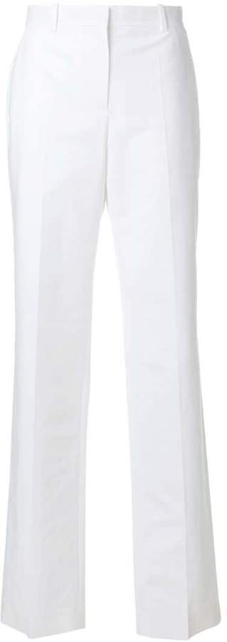 Givenchy high waist bootcut trousers