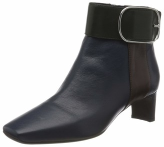 Geox Women's D Vivyanne Mid C Ankle Boots