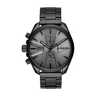 Diesel Men's Ms9 Chronograph -Tone Stainless Steel Watch DZ4484