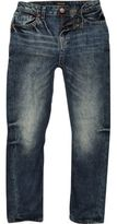 River Island Boys dark wash Chester tapered jeans
