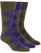 Polo Ralph Lauren Argyle Socks (3-Pack)