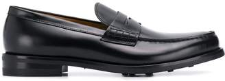 Doucal's low-heel loafers