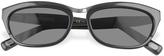 Marc Jacobs Black Teacup Sunglasses