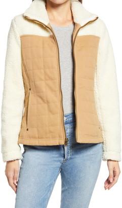 Pendleton Salida Canvas & Faux Shearling Jacket