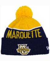 New Era Marquette Golden Eagles Sport Knit Hat