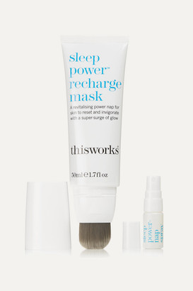 This Works Sleep Power Recharge Mask, 50ml - one size