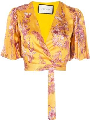 Alexis Rylie floral print blouse