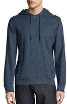 A.P.C. Heathered Hooded Sweatshirt
