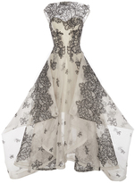 Zac Posen Guipure Lace Gown