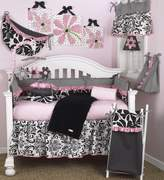 Cotton Tale Designs Girly 8-Piece Crib Bedding Set, 1-Pack