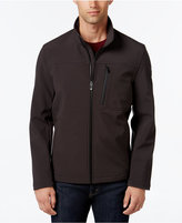 Calvin Klein Men's Softshell Full-Zip Jacket