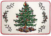 Avanti Spode Christmas Tree Bath Rug Bedding