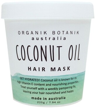 Organik Botanik Hair Mask Coconut