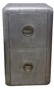 17 Stories Raymond 2-Drawer Vertical Filing Cabinet