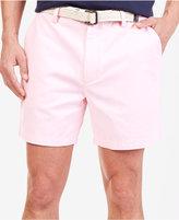Nautica Men's Flat Front Shorter Shorts