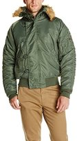 Alpha Industries Men's N-2B Bomber Jacket