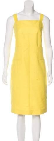 Chanel Silk Sheath Dress
