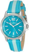 Tommy Bahama Relax Women's 10018370 Island Breeze (Air) Stainless Steel Watch with Nylon Band