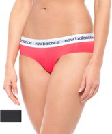 New Balance Branded Panties - Hipsters, 2-Pack (For Women)