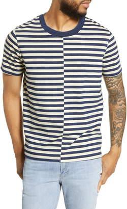 John Varvatos Woodstock Stripe T-Shirt