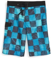 Vans Boy's Check Yourself Board Shorts