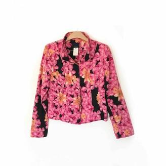 Christian Lacroix Pink Jacket for Women Vintage