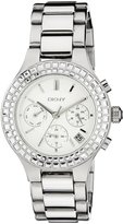 DKNY Women's Chambers NY2258 Stainless-Steel Quartz Watch