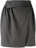 Nina Ricci high waisted skirt - women - Viscose - 34