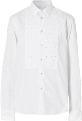 Burberry Embellished Shirt