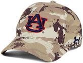 Under Armour Auburn Tigers Camo Stretch Cap