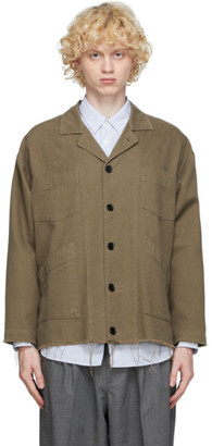 mfpen Khaki Carpenter Jacket