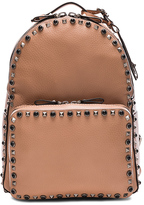 Valentino Guitar Rockstud Rolling Medium Backpack