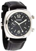 Panerai Radiomir GMT Watch