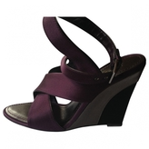 Louis Vuitton Cloth sandal