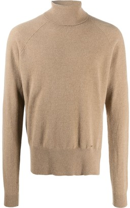 DSQUARED2 Ribbed Turtle Neck Jumper