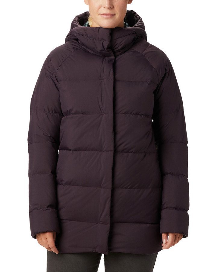 Mountain Hardwear Glacial Storm Parka Down Jacket