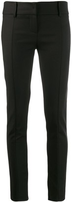 Patrizia Pepe Skinny Tailored Trousers