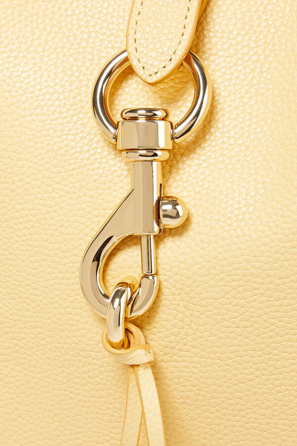 Thumbnail for your product : Rebecca Minkoff Pebbled-leather Shoulder Bag