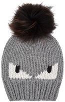 Fendi Monster Fur Bobble Hat