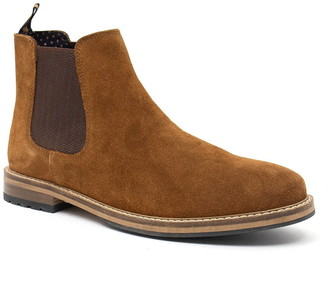 Crevo Rory Water Resistant Leather Chelsea Boot